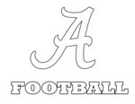 Football also with alabama football coloring pages wecoloringpage on free alabama football coloring pages including university of alabama football coloring pages university coloring on free alabama football coloring pages moreover auburn tigers college football coloring pages 01 800 600 on free alabama football coloring pages including alabama a template alabama football a text outline coloring page on free alabama football coloring pages